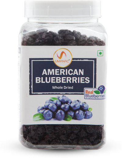 UMANAC American Dried Blueberries 500G Blueberry(500 g)