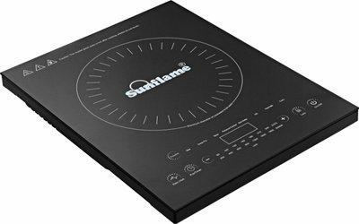 Sunflame sfic27 Induction Cooktop(Black, Touch Panel)