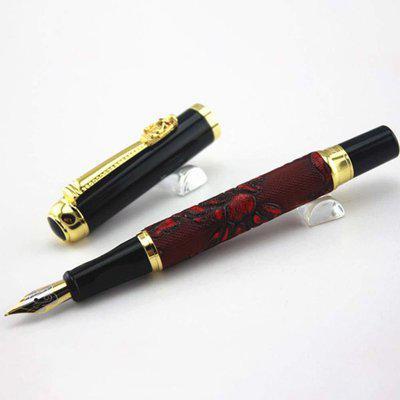 DALUCI Metal Grip Fountain Pen