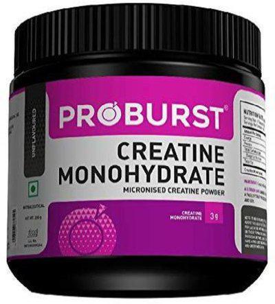 PROBURST Monohydrate Creatine(250 g, Unflavored)