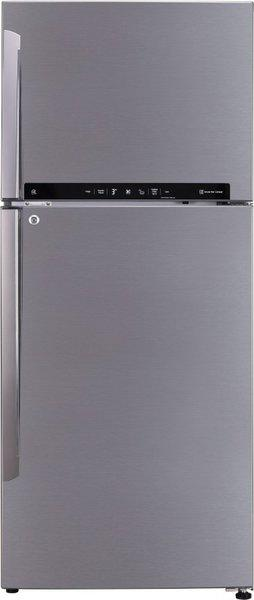 LG 437 L Frost Free Double Door 2 Star (2020) Convertible Refrigerator(Shiny Steel, GL-T432FPZU)