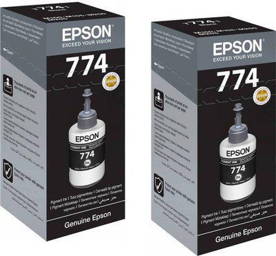 Epson 774 Black Ink Bottle