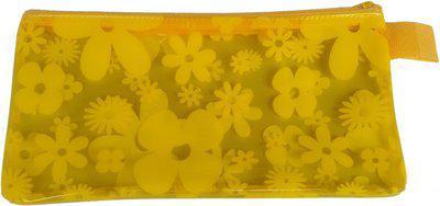 Viva Wristlet Cosmetic Bag(Yellow)