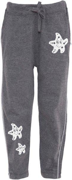 American-Elm Track Pant For Girls(Grey, Pack of 1)