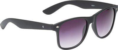 Vast Wayfarer Sunglasses(Black)