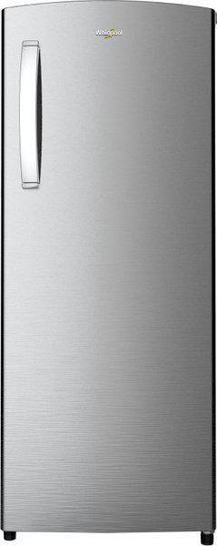 Whirlpool 215 L Direct Cool Single Door 4 Star (2020) Refrigerator(Alpha Steel, 230 IMPRO PRM 4S INV)