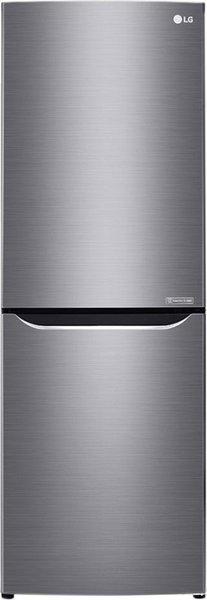 LG 310 L Frost Free Double Door 1 Star (2020) Refrigerator(Shiny Steel, GC-B389SLCZ)