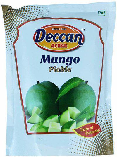 DECCAN ACHAR Tasty Of Hyderabad Mango Pickle(250 g)