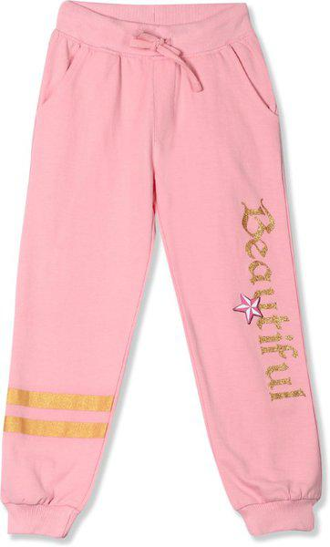 Cherokee Track Pant For Girls(Pink, Pack of 1)