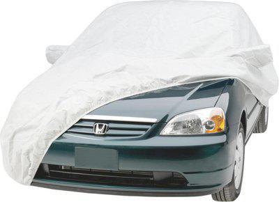 Coverwell Car Cover For Fiat Punto Evo(Silver)
