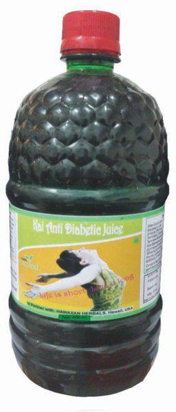 Hawaiian Herbal diabetes care juice- Same Drops Free(400 ml)