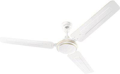 Eveready FAB 1200 mm 1200 mm 3 Blade Ceiling Fan(White, Pack of 1)
