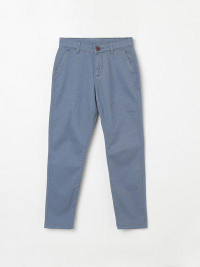 BOSSINI Regular Fit Boys Blue Trousers