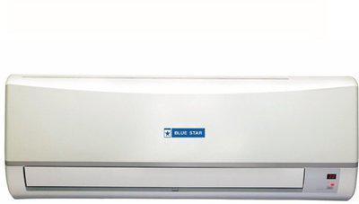 Blue Star 1 Ton 3 Star Split Inverter AC - White(3CNHW12CAFU, Copper Condenser)