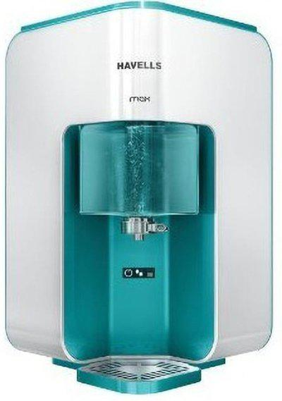 Havells MAX 7 L RO + UV + UF + TDS Water Purifier(WHITE/GREEN)