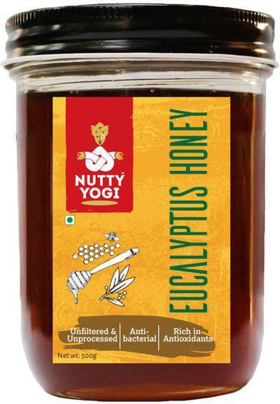 Nutty Yogi Eucalyptus Honey(500 g)