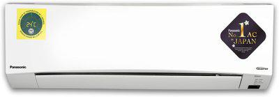 Panasonic 1.5 Ton 5 Star Split Inverter AC with PM 2.5 Filter - White(CS/CU-NU18WKYM, Alloy Condenser)