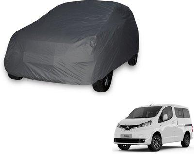Autyle Car Cover For Nissan Evalia (Without Mirror Pockets)(Grey)