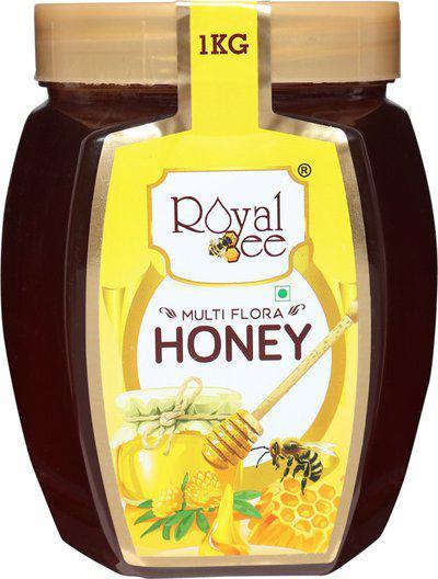 Royal Bee pure and natural multiflora honey 1kg(1 kg)