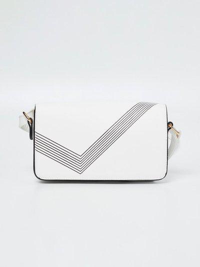 CODE White Sling Bag