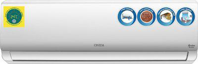 Onida 1 Ton 3 Star Split Inverter AC - White(IR123RHO, Copper Condenser)