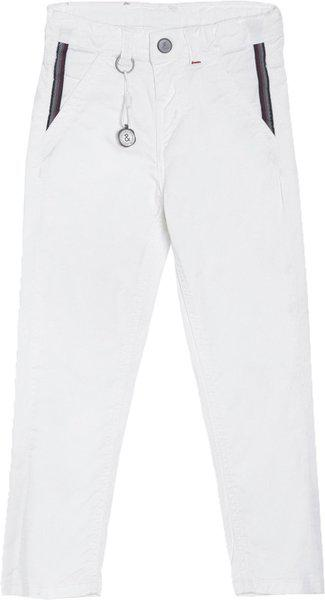 Tales & Stories Slim Fit Boys White Trousers