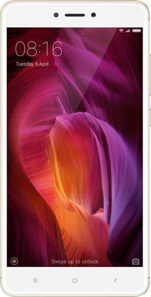 (Refurbished) Mi Redmi Note 4 (Gold, 32 GB)(3 GB RAM)