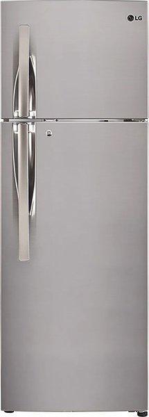 LG 260 L Frost Free Double Door 3 Star (2020) Convertible Refrigerator(Shiny Steel, GL-T292RPZN)