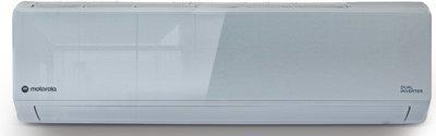 Motorola 1 Ton 3 Star Split Inverter AC - Silver(MOTO103SIAT, Copper Condenser)