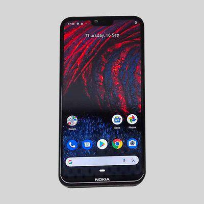 (Refurbished) Nokia 6.1 Plus (Black, 64 GB)(4 GB RAM)