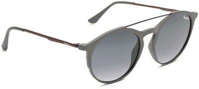 Pepe Jeans Oval Sunglasses(Grey)