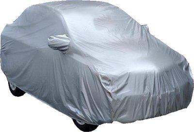AutoPop Car Cover For Mahindra Scorpio (Without Mirror Pockets)(Blue)