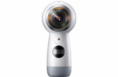 Samsung Gear 360 Gear 360 Sports and Action Camera(White, 15 MP)