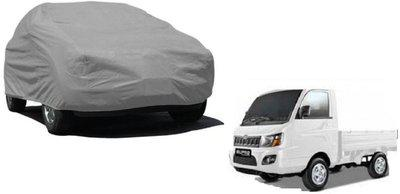AMICO Car Cover For Mahindra Maximo Plus (Without Mirror Pockets)(Grey)