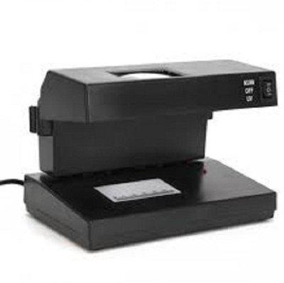 SECURITY STORE Fake Note Detector Machine (Black) (uv lamp) Handheld Counterfeit Currency Detector(MG)