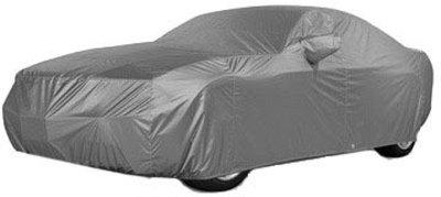 Coverwell Car Cover For Toyota Fortuner(Silver)