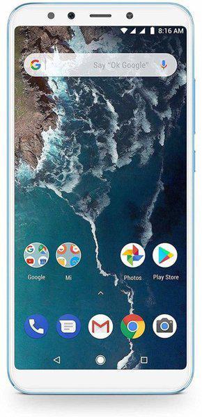 (Refurbished) Mi A2 (Blue, 64 GB)(4 GB RAM)