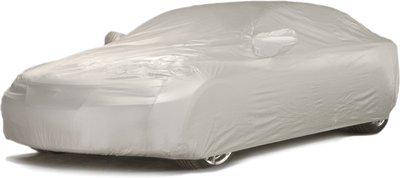 PORT CHESTER Car Cover For Mercedes Benz E-Class (With Mirror Pockets)(Grey)