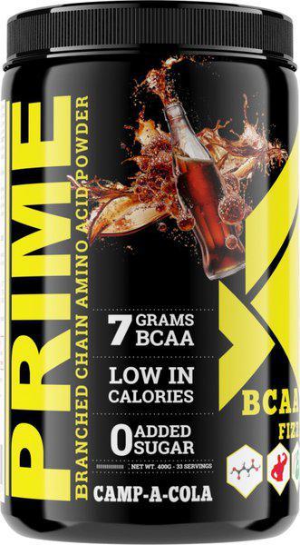 Bigflex Prime BCAA Cola Fizz (400 Gm) Branched Chain Amino Acids BCAA(400 g, Cola Fizz)