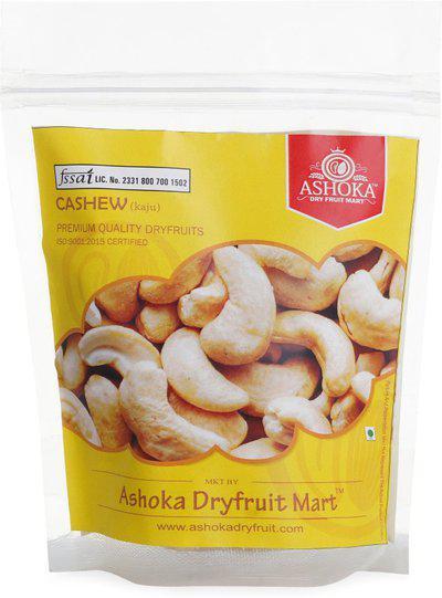 Ashoka Dry Fruits Cashew Adf 320 Cashews(250 g)