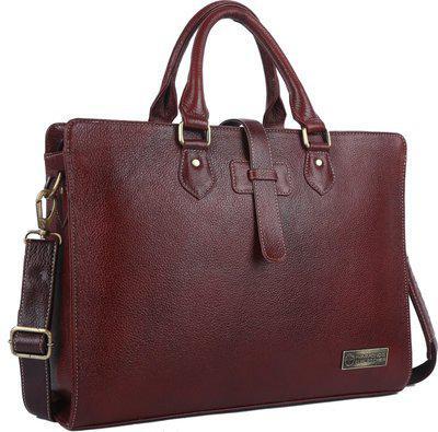 Hammonds Flycatcher Men & Women Brown Messenger Bag