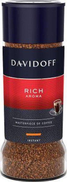 Davidoff Rich Aroma Coffee Instant Coffee(100 g)