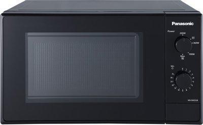 Panasonic 20 L Solo Microwave Oven(NN-SM25JBFDG, Black)