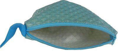 Viva Wristlet Cosmetic Bag(Blue)
