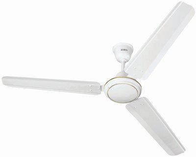 Surya Baltic Air 1200 mm 3 Blade Ceiling Fan(White)