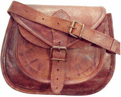SR MART Brown Sling Bag