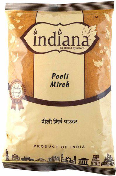 Indiana Yellow Chilly Powder 100% Pure(250 g)