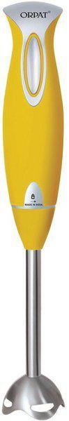 ORPAT HHB 187 E Majestic yellow 400 W Hand Blender(Yellow)