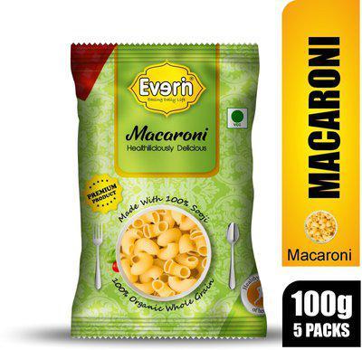 Everin Healthy and Delicious Macaroni Macaroni Pasta(250 g)