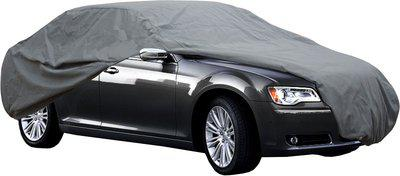 Oscar Car Cover For Renault Duster(Grey)